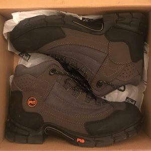 Timberland Pro Steel Toed Boots NWOT
